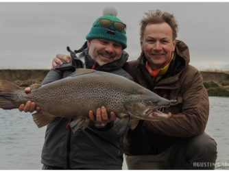 Fishing report - Villa Maria Lodge