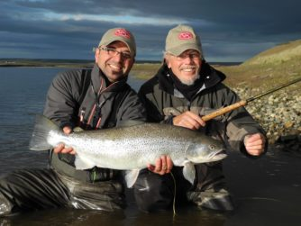 Biggest Sea-Run Brown trouts in the world | Rio Grande | Argentina