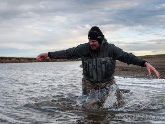 Release, Tierra del Fuego, Argentina