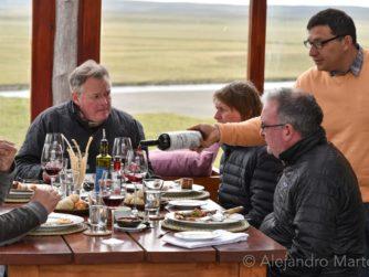 World-Class Service - Tierra del Fuego, Argentina