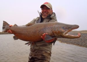 Villa Maria Lodge - Rio Grande Fly fishing in Argentina