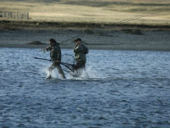 Fly Fishing - Tierra del Fuego