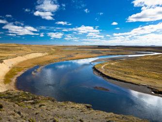 Rio Grande, Tierra del Fuego, Argentina
