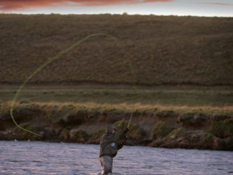 Fly Fishing in Tierra del Fuego